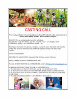 CASTING CALL FOR GRANDPARENTS