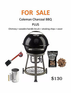 Coleman Charcoal BBQ