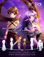 Solia Online - Free Avatar RPG Community!