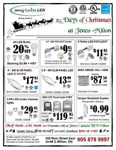 LED POTLIGHT & ELECTRICAL SUPPLY WHOLESALE - CHRISTMAS SPECIALS