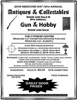 ANTIQUE & GUN SHOW & SALE
