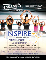 Inspire30 Lifestyle and Fitness Open House