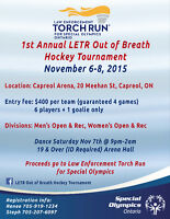 Hockey Tournament - Out of Breath