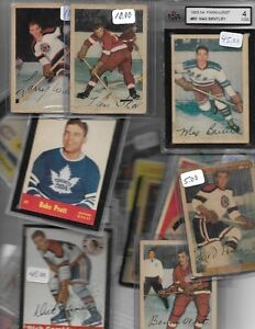 Gigantic vintage hockey card collection St. John's Newfoundland image 5