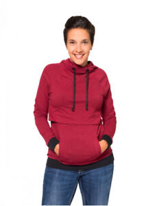 Babywearing and Nursing Hoodies at Bambini and Roo