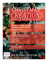 Christmas Creations Craft Show  - Looking for Craft Vendors