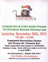 38th Annual Naturally Christmas Sale