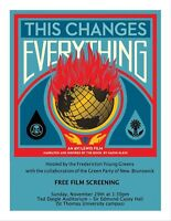 "free film screening  - ""This Changes Everything"""