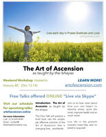 Weekend Workshop - Art of Ascension