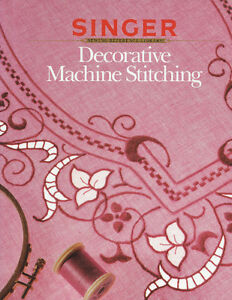 Decorative Machine Stitching