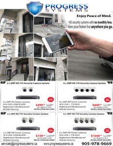 HOME AND BUSINESS SECURITY CAMERA SURVEILLANCE SYSTEM