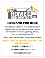 HUSBAND 4 HIRE