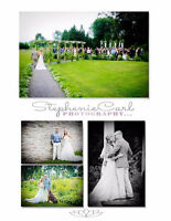 Now booking weddings for 2016!