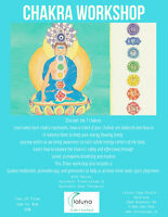 CHAKRA WORKSHOP (YOGA)