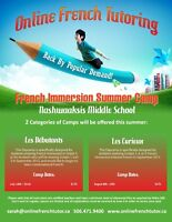 French Immersion Summer Day Camps !!!
