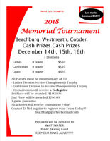 Mens/Ladies Hockey tournament