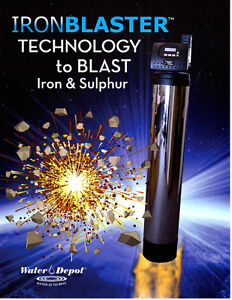 IRON & SULPHUR Removal - Water Treatment