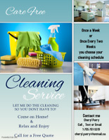Cleaning Service Port hope, Cobourg to  Colborne&Bewdley area