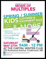 FAMOM Annual Spring Childrens Consignment Sale