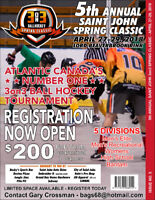 5th Annual 3on3 Ball Hockey Spring Classic