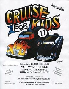 Cruse For Kids Car Show