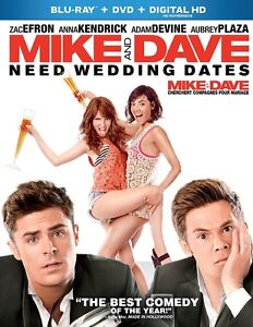 Mike And Dave Need Wedding Dates Blu-ray + DIGITAL HD