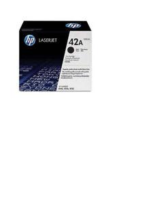 HP Laserjet 42A Toner Cartridge