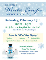 WINTER ESCAPE MARKETPLACE