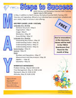 Free Classes at Steps to Success