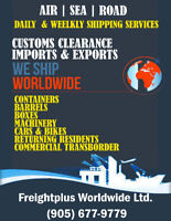 Barrels for Sale and Shipping to the Caribbean & the World