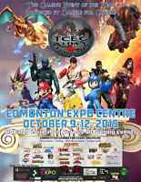 TCEG Con 2015 - Canada's Biggest Gaming Convention of the Year!