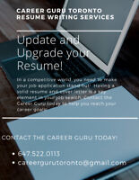REVAMP YOUR RESUME! RESUME+COVER LETTER PACKAGE! Inquire Now!