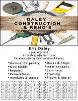 Daley Construction & Renos,