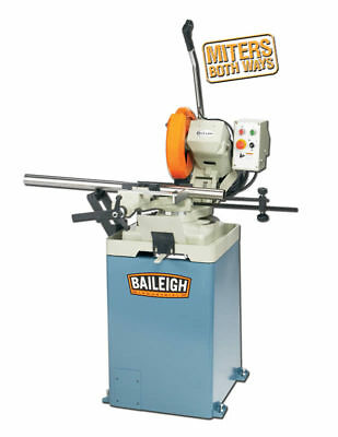 New Baileigh Cs-315eu 12.5 Cold Saw