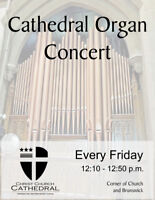 Cathedral Organ Concert