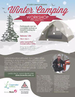 Winter Camping Workshop with Kevin Callan