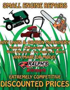 Small Engine Repair - Discounted Prices - Ralph's Motorsports