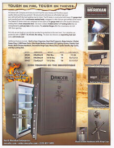 Fire rated Gun Safe sale London Ontario image 1
