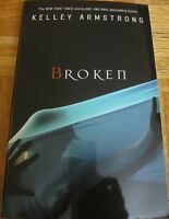 Broken by Kelly Armstrong