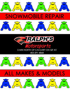 All Makes All Makes – All Models– All Models – Snowmobile Repair