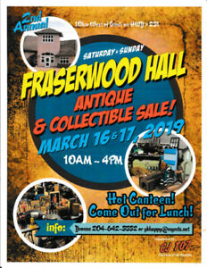 Antique & Collectable Sale