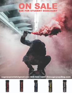 Smoke GRENADES FOR PAINTBAL / PHOTOS / Gender Reveal PINK