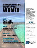 Financial Planning Workshop for Women