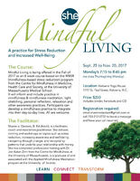 Mindful Living: 8 weeks for stress reduction and well-being