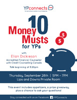 10 Money Musts for Young Professionals