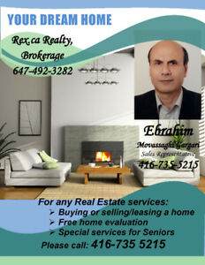 ARE YOU LOOKING TO RENT, BUY OR SELL HOME IN NORTH YORK?
