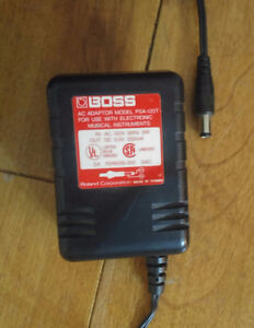 Boss PSA-120t 9 Volt Power Supply