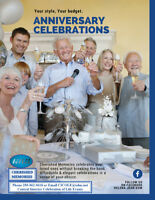 Surprise your grandparents with a Special Anniversary Event