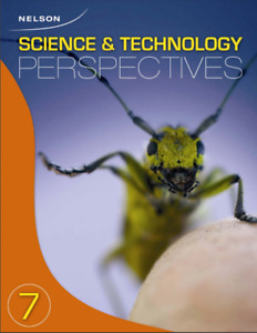 Nelson Science and Technology Perspectives 7 TEXTBOOK