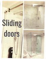 SHOWER ENCLOSURES/RAILINGS INTERIOR&EX/TABLETOPS/WINDOWS